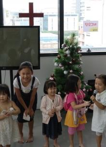 어린이 달란트잔치(2016. 11. 27) -1
