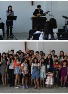 2014. 12. 7 - 교회이전예배