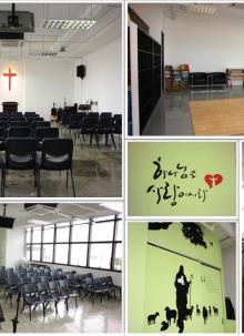 2015. 3. 18 예배실 완성