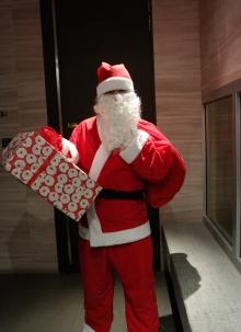 성탄절 이브 산타방문