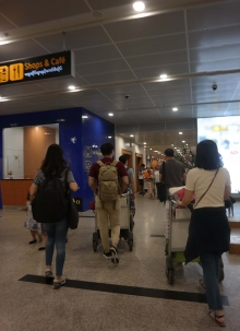 2019 M국 선교여행 -1일차