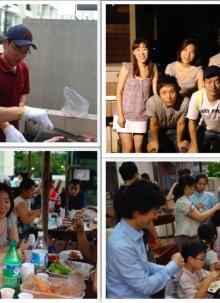 새가족환영 BBQ모임 - 2010.7.18