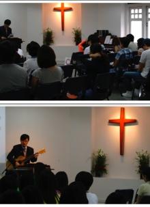 2010. 7월 주일예배