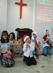 2015. 12. 25 성탄예배-2
