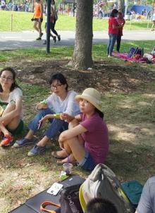 선한목자교회 어린이 캠프 - 9 (2016. 8. 9)
