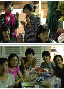새가족환영 BBQ모임 - 2010.10.15