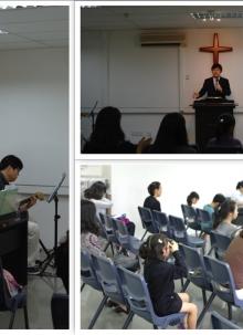 2011 신년소원예배(2011.1.2)