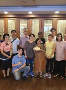 만나식당 창업20주년을 축하합니다.(2019.11.11)