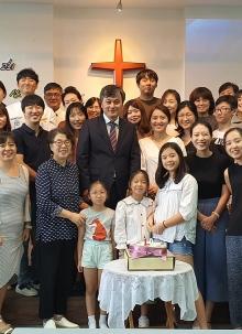 교회설립10주년 감사예배(2019.11.24)
