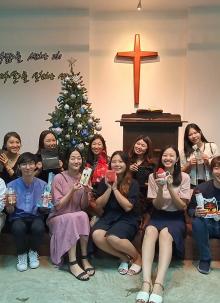 청년부 송년모임(2019.12.29)