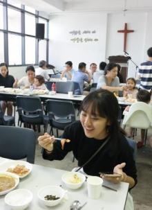20170917 주일예배 - 박기성 선교사님 설교