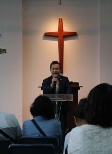 중부연회 감독 및 선교사 교회 방문(20170920)