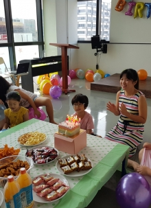 김의현 어린이 생일축하