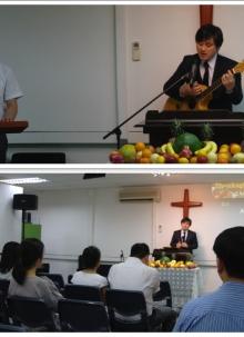 2011. 11. 20 추수감사 및 교회설립 2주년 감사주일