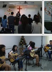 2011. 12. 25 성탄주일예배