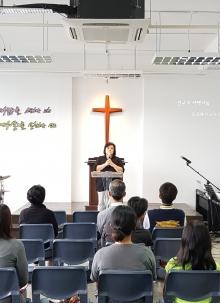 김금애 선교사님 인도사역보고