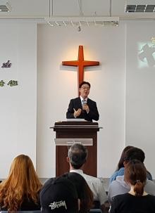 박상범 선교사님 설교(2016. 10. 23)