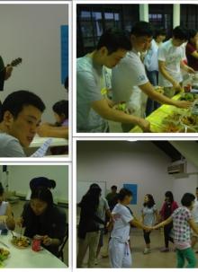 2012. 8. 4 새가족환영모임
