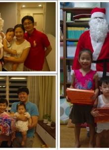 2012년 산타방문