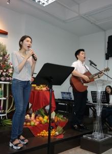 추수감사 및 교회설립 7주년 기념예배