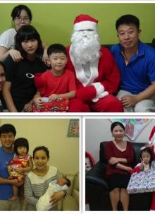 2013. 12. 24 산타의 방문